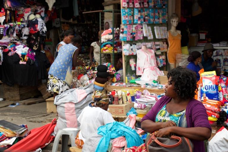 Makola Market, Accra